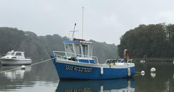 Louer Bateau à moteur avec ou sans skipper Riou à La Vicomté-sur-Rance