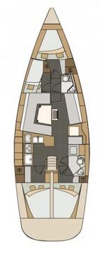 Location bateau Lefkada (Île) pas cher Impression 45