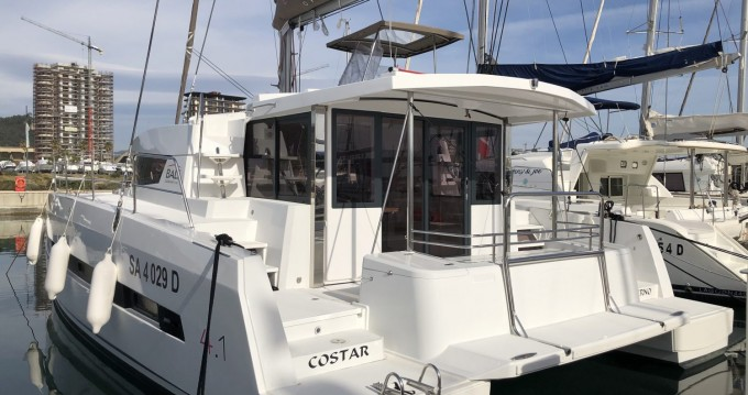 Catamaran à louer à Salerno au meilleur prix