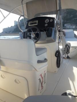 Location bateau Bwa Sport 26 GT à Sanremo sur Samboat