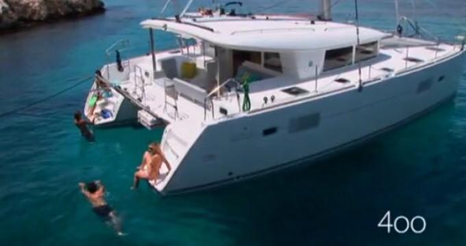 Catamaran à louer à Île d'Ibiza au meilleur prix