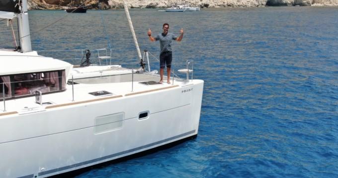 Lagoon Lagoon 400 S2 entre particuliers et professionnel à Île d'Ibiza
