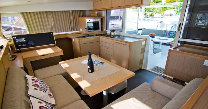 Location bateau Lagoon Lagoon 400 S2 à Île d'Ibiza sur Samboat