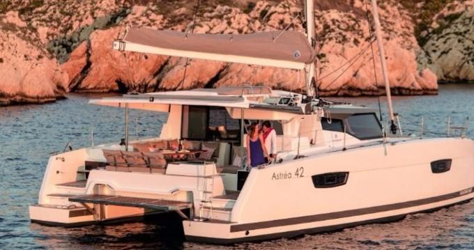 Location bateau Île d'Ibiza pas cher Astrea 42