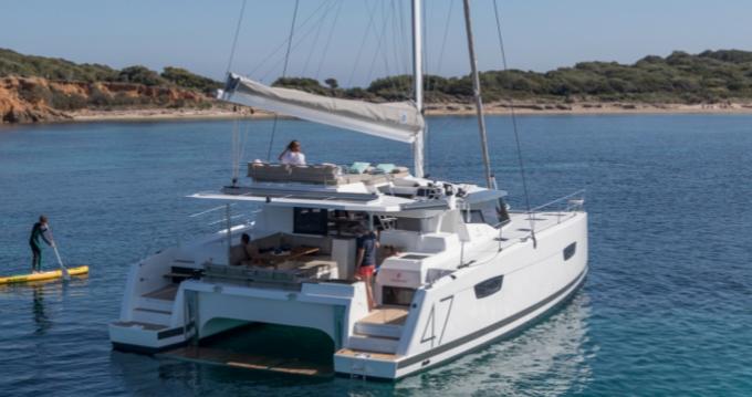 Louez un Fountaine Pajot Saona 47 à Île d'Ibiza