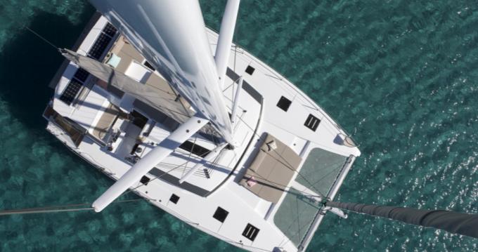Louer Catamaran avec ou sans skipper Fountaine Pajot à Île d'Ibiza