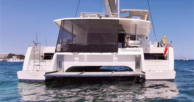 Location yacht à Île d'Ibiza - Fountaine Pajot Saona 47 sur SamBoat