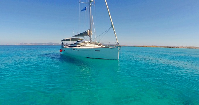 Location Voilier à Ibiza (Ville) - Jeanneau Sun Odyssey 439