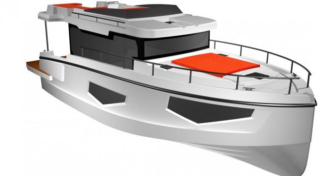 Location Bateau à moteur Cobra Yachts avec permis