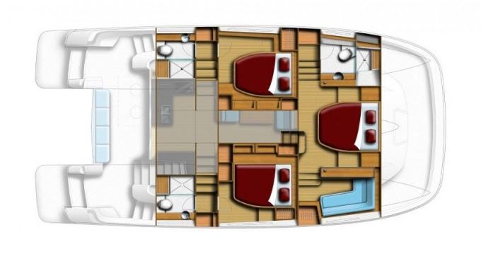 Location Catamaran à Marsh Harbour - Aquila Yachts Aquila 44