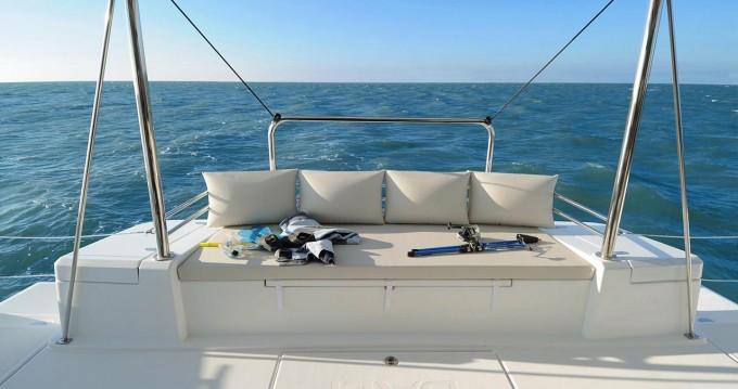 Location bateau Rogoznica pas cher Bali 4.1 - 4 + 2 cab.