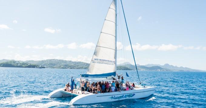 Location Catamaran custom build avec permis