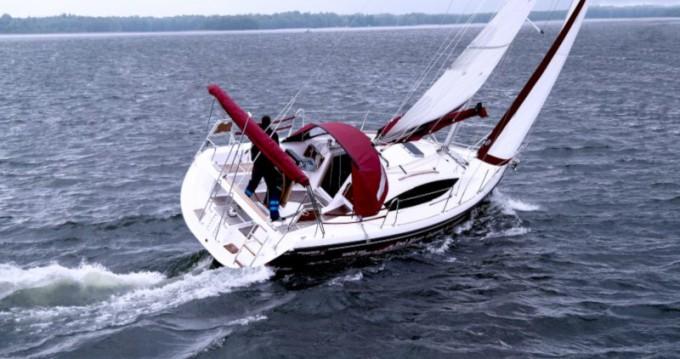 Location bateau Wilkasy pas cher Maxus 33.1 RS Prestige +