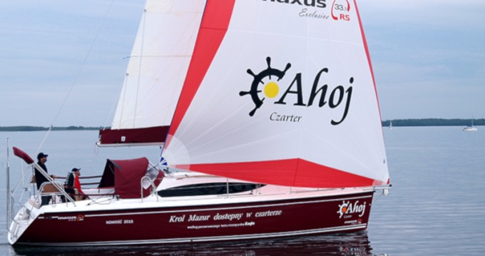 Location bateau Northman Maxus 33.1 RS Prestige + à Węgorzewo sur Samboat