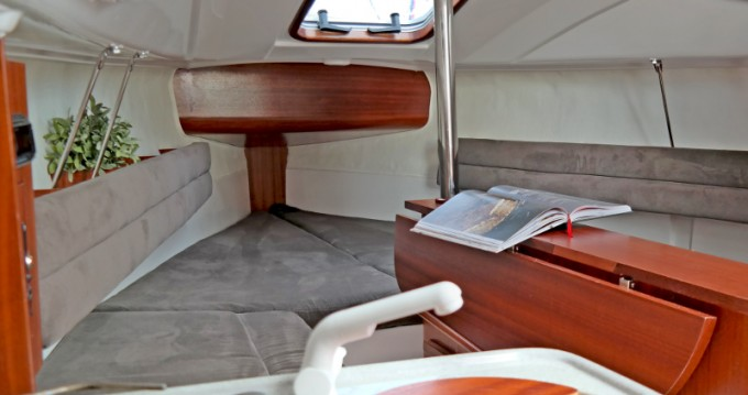 Location bateau Wilkasy pas cher Maxus 22 Prestige