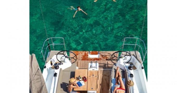 Louez un Jeanneau Sun Odyssey 410 à Volos