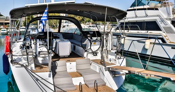 Location bateau Álimos pas cher Jeanneau 54 ( A/C ,GENERATOR,INVENTER )