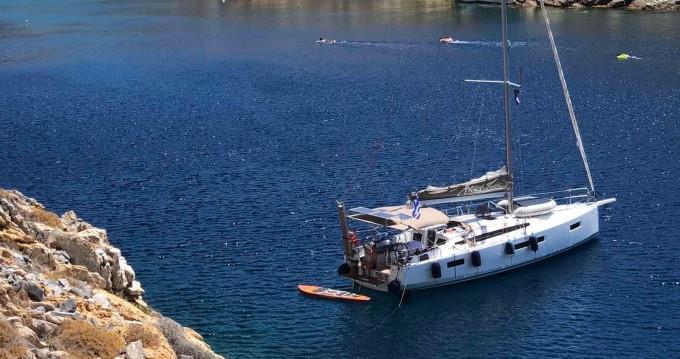 Jeanneau Sun Odyssey 410 ( INVENTER)  entre particuliers et professionnel à Álimos