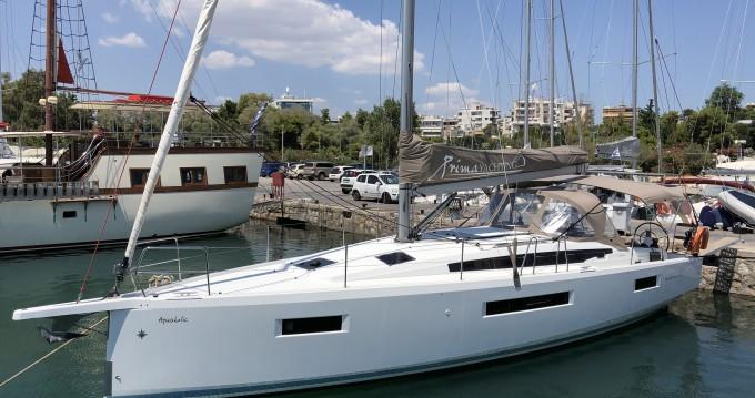 Location bateau Álimos pas cher Sun Odyssey 410 ( INVENTER)