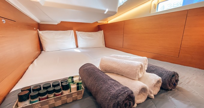 Location yacht à Álimos - Jeanneau Sun Odyssey 410 ( INVENTER)  sur SamBoat