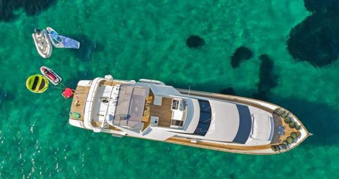 Location bateau Falcon 92 à Athènes sur Samboat