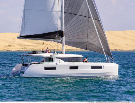 Location yacht à Portocolom - Lagoon Lagoon 46 sur SamBoat