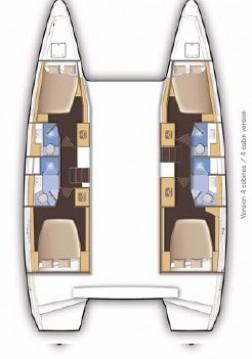 Catamaran à louer à Portocolom au meilleur prix