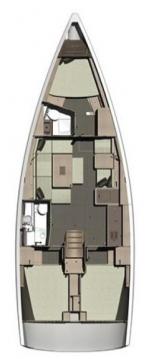 Location bateau Dufour Dufour 412 Grand Large à Trogir sur Samboat