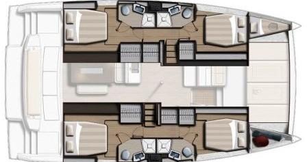 Louer Catamaran avec ou sans skipper Bali Catamarans à Marmaris