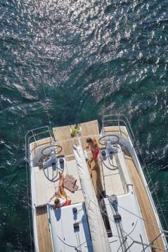 Jeanneau Sun Odyssey 440 entre particuliers et professionnel à Lefkada (Île)