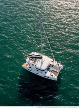 Location Catamaran à Paros - Lagoon Lagoon 46