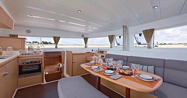 Louer Catamaran avec ou sans skipper Lagoon à Îles Ioniennes