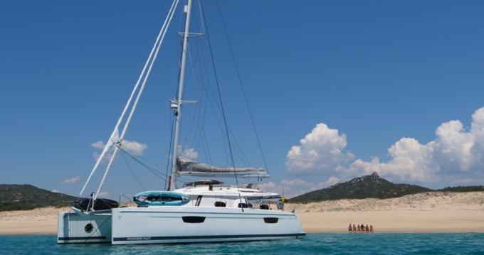 Location bateau Ajaccio pas cher Saba 50