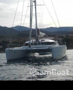 Lagoon Lagoon 570 entre particuliers et professionnel à Ajaccio