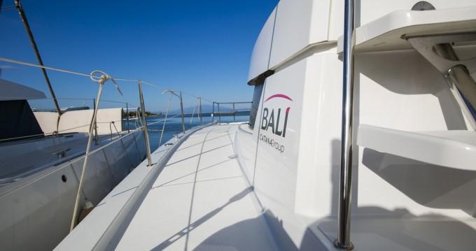 Location bateau Skiathos pas cher Bali 4.3 - 4 + 2 cab.