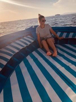 Location bateau Sorrento pas cher Carlo conny 10,50 cabinato