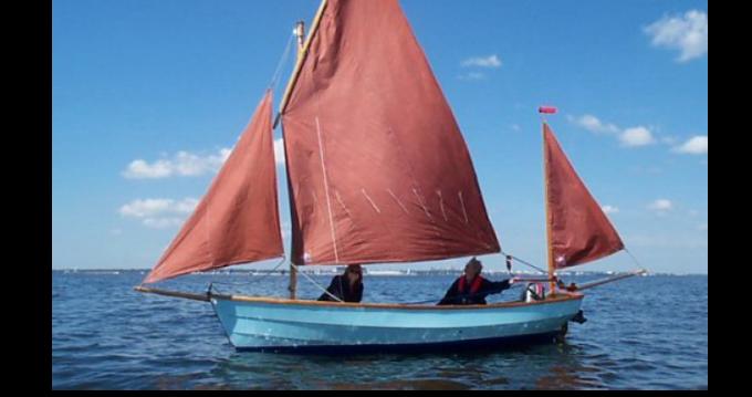 Honnor Marine Devon Lugger entre particuliers et professionnel à Urrugne