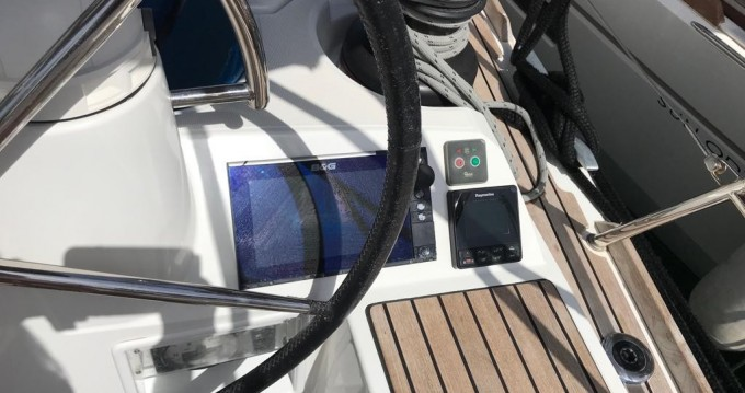 Louez un Jeanneau Sun Odyssey 519 à Tenerife