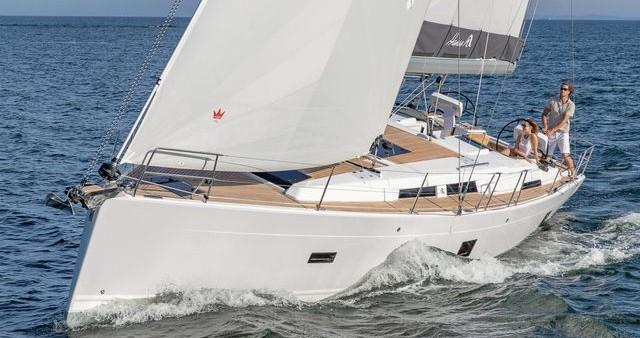 Location bateau Préveza pas cher Hanse 458