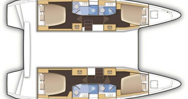 Louer Catamaran avec ou sans skipper Lagoon à Mykonos (Île)