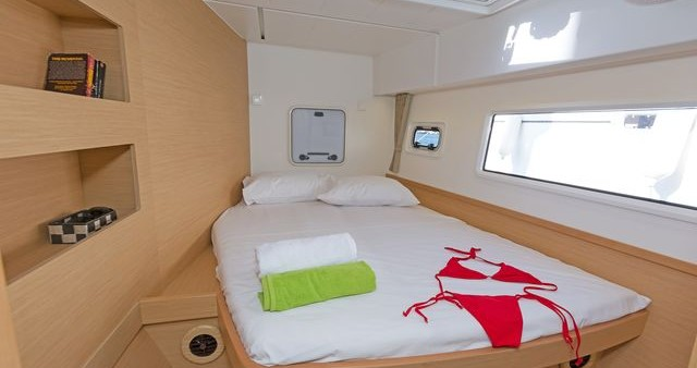 Location yacht à Mykonos (Île) - Lagoon Lagoon 42 sur SamBoat