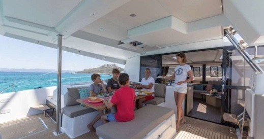 Location yacht à Saint Thomas - Fountaine Pajot Saona 47 sur SamBoat