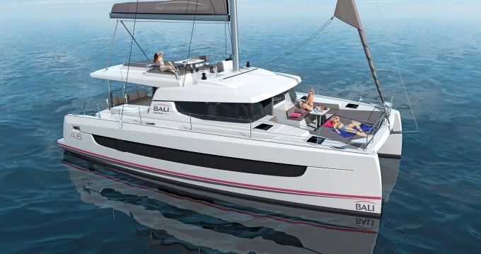 Location yacht à Rhodes - Bali Catamarans Bali 4.6 sur SamBoat