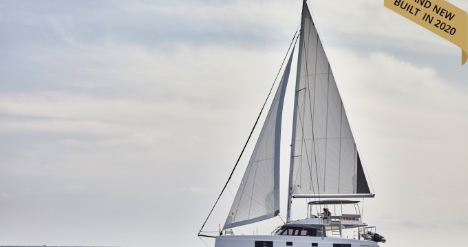 Location bateau Nautitech Nautitech 46 Fly à Santorin sur Samboat