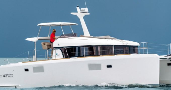 Louez un Lagoon Lagoon 40 Motor Yacht à Marina di Portisco