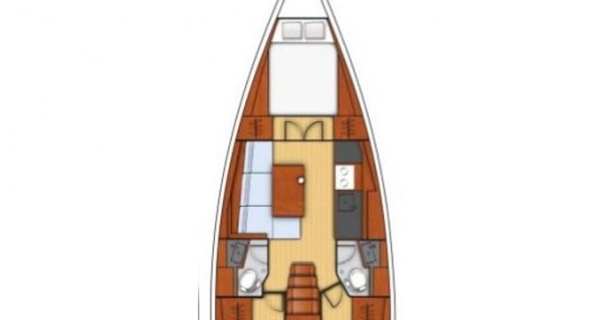 Location yacht à Caorle - Bénéteau Oceanis 38.1 sur SamBoat