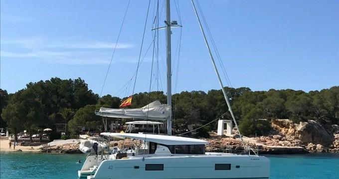 Lagoon Lagoon 42 entre particuliers et professionnel à Sant Antoni de Portmany