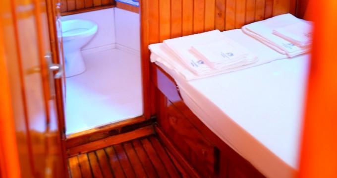 Location yacht à Bodrum -  Gulet Techne sur SamBoat