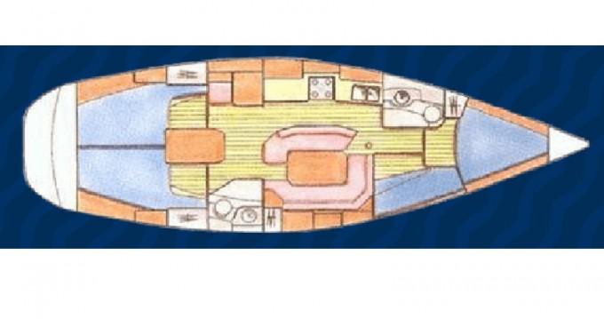 Location yacht à Volos - Jeanneau Sun Odyssey 42.2 sur SamBoat