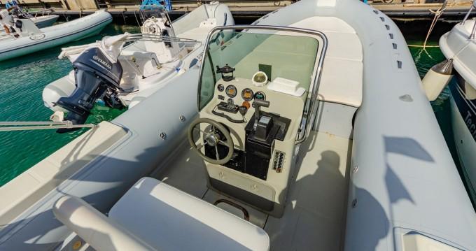 Location bateau Capelli Tempest 750 à Cefalù sur Samboat